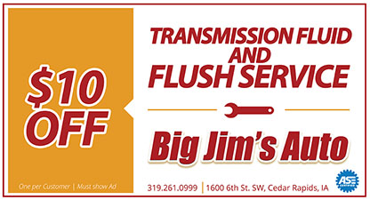 Discount transmission service cedar rapids, iowa