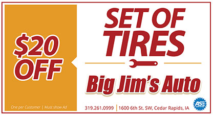 Discount tires cedar rapids, iowa
